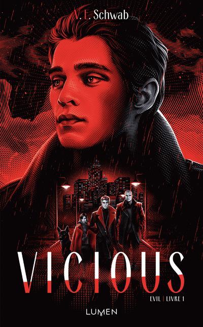 Evil T.1 ; vicious