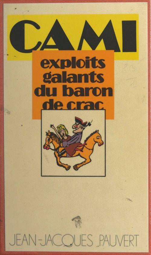 Les exploits galants du baron de Crac