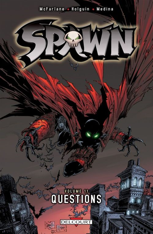 Spawn T.11 ; questions