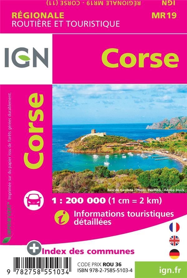 MR19 ; Corse (11e édition)
