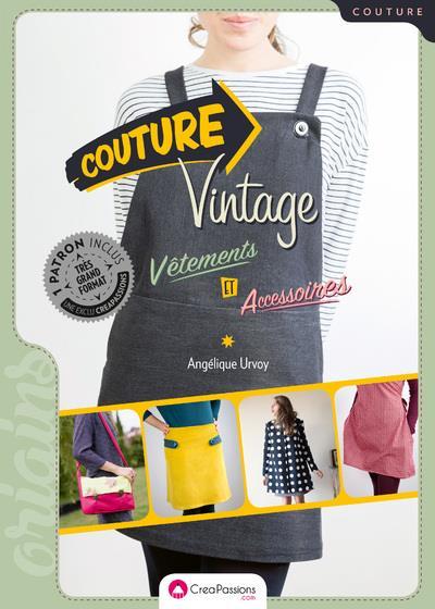 Couture vintage : vêtements et accessoires
