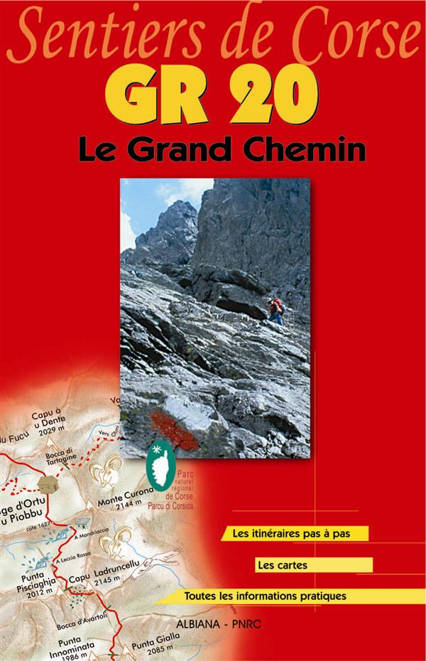GR20 LE GRAND CHEMIN FRA LI MONTI