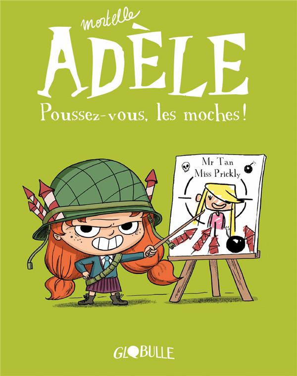 MORTELLE ADELE VOLUME 5, POUSS