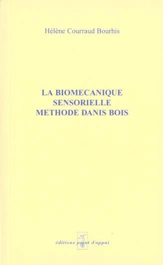 La biomecanique sensorielle