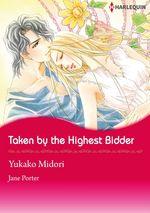Vente Livre Numérique : Harlequin Comics: Taken by the Highest Bidder  - Yukako Midori - Jane Porter