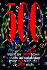 Vente EBooks : 500  - Recueil Collectif
