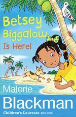 Vente EBooks : Betsey Biggalow is Here!  - Malorie Blackman