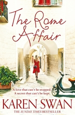Vente Livre Numérique : The Rome Affair  - Karen Swan