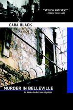 Vente Livre Numérique : Murder in Belleville  - Cara Black