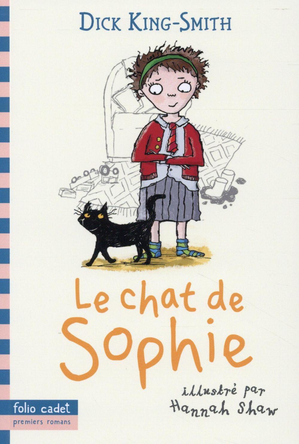 Le chat de Sophie