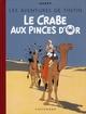 TINTIN FAC-SIMILE COULEURS - LE CRABE AUX PINCES D'OR