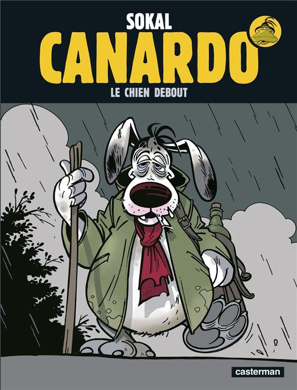 Canardo T.1 ; le chien debout