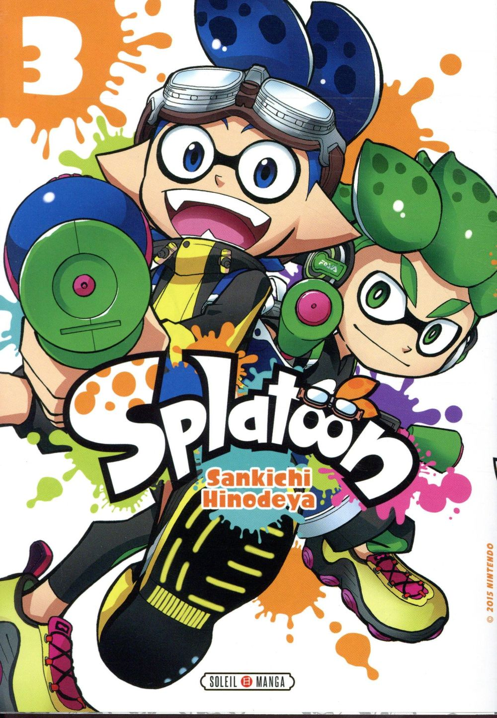 SPLATOON T.3