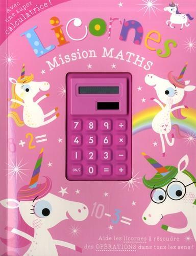 Maths missions licorne