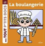 Vente Livre Numérique : La boulangerie  - Paule Battault