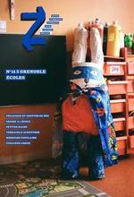 Couverture de revue Z n°14 Grenoble écoles