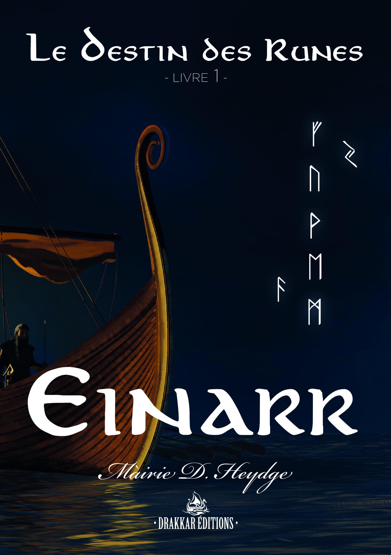 Vente EBooks : Einarr  - Màirie D.Heydge