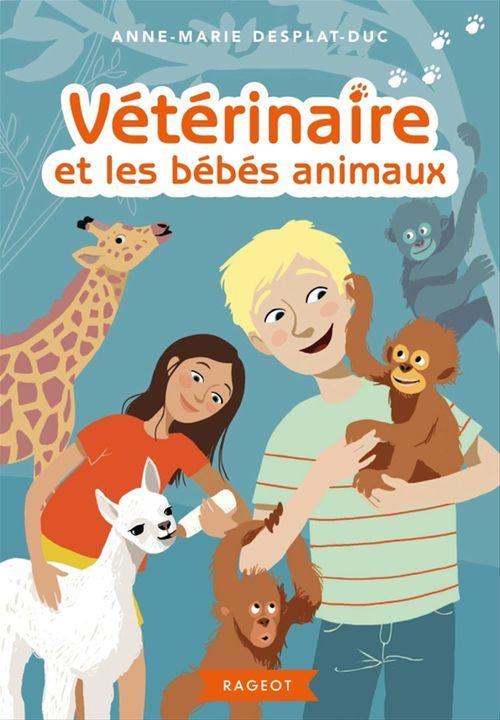 5 - vétérinaire et les bébés animaux