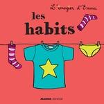Vente EBooks : Les habits  - Emmanuelle Teyras
