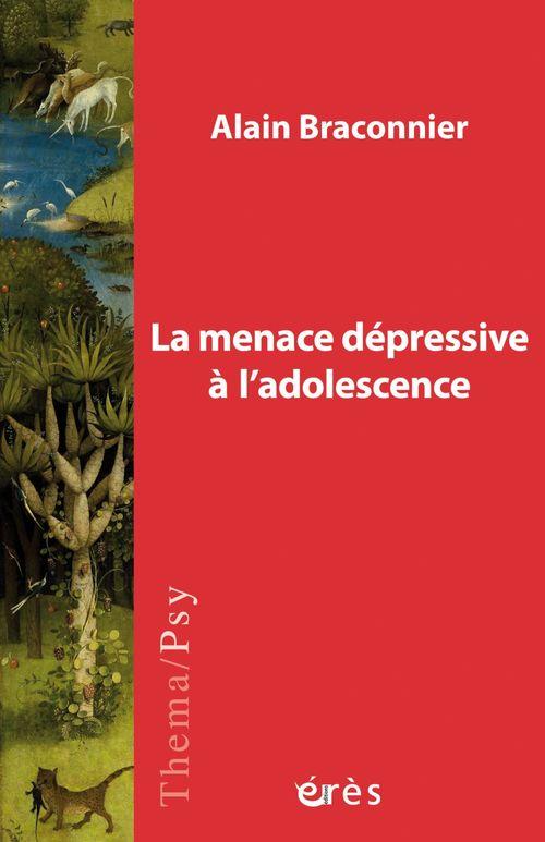 la menace dépressive à l'adolescence