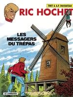 Ric Hochet - tome 43 - Les Messagers du trépas  - Duchâteau - A.P. Duchâteau