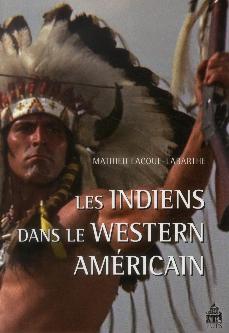 Indiens dans le western americain