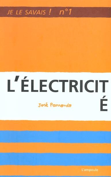 Electricite (L')