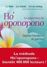 Vente Livre Numérique : Le grand livre de Ho'oponopono  - Luc Bodin