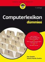 Vente Livre Numérique : Computerlexikon für Dummies  - Dan Gookin - Sandra Hardin Gookin