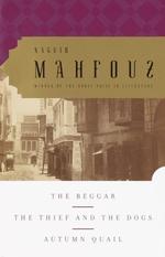 Vente Livre Numérique : The Beggar, The Thief and the Dogs, Autumn Quail  - Naguib Mahfouz