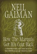 Vente Livre Numérique : How the Marquis Got His Coat Back  - Neil Gaiman