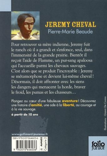 Jeremy Cheval Pierre Marie Beaude Gallimard Jeunesse Poche Librairie Gallimard Paris