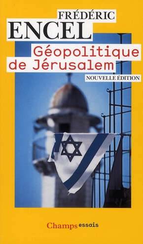 Geopolitique De Jerusalem Ne