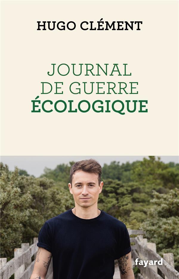 Journal de guerre écologique