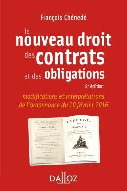 Le nouveau droit des contrats et des obligations (2e édition)