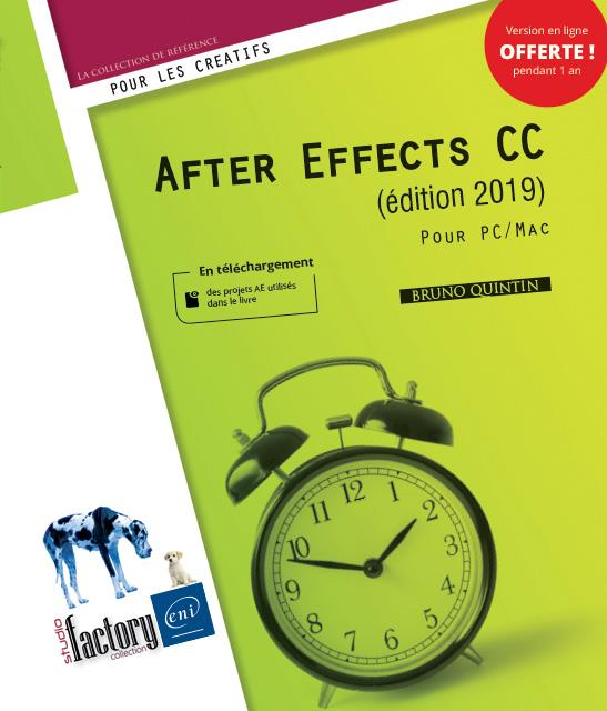 After Effects CC ; pour PC/Mac