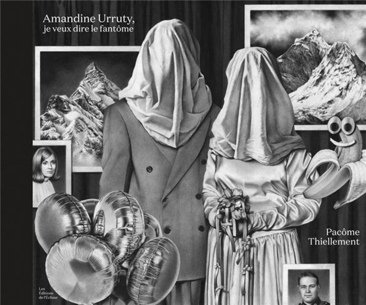 Amandine Urruty, je veux dire le fantôme