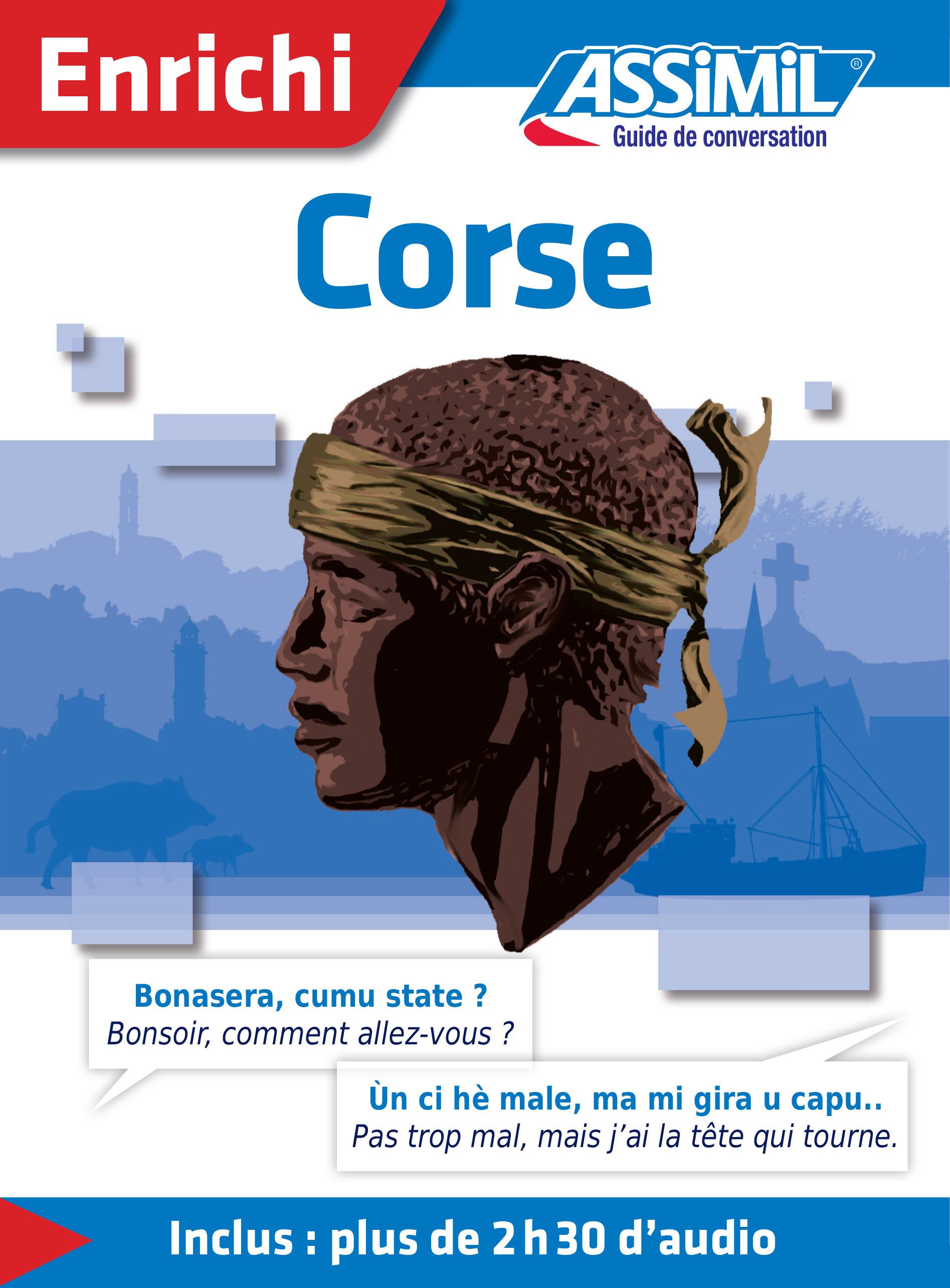Corse ; guide de conversation