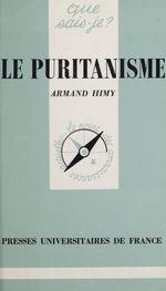 Le puritanisme