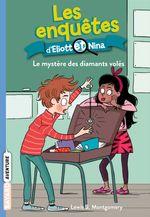 Vente Livre Numérique : Les enquêtes d'Eliott et Nina, Tome 08  - Isabelle Maroger - Valérie Latour-Burney