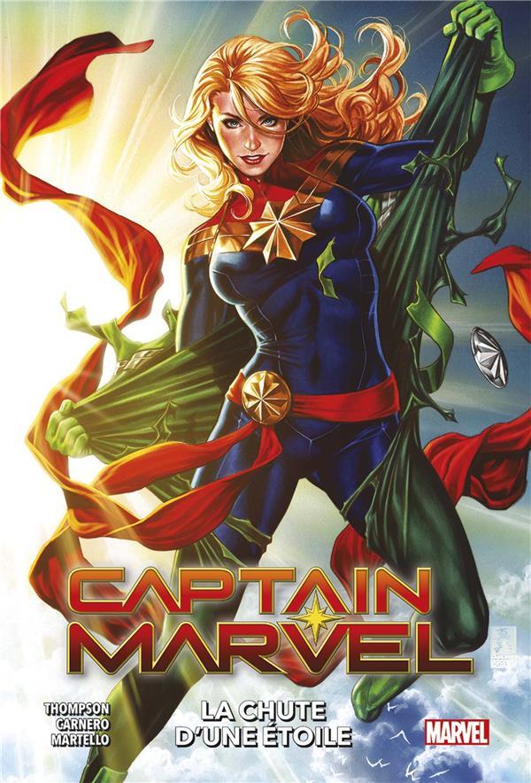 Captain Marvel T.2