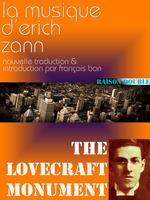 Vente EBooks : La musique d'Erich Zann  - Howard Phillips LOVECRAFT