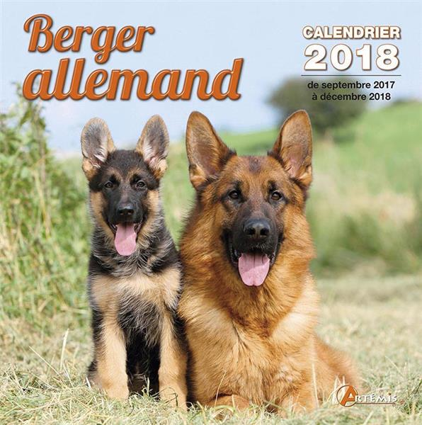 Berger allemand (édition 2018)