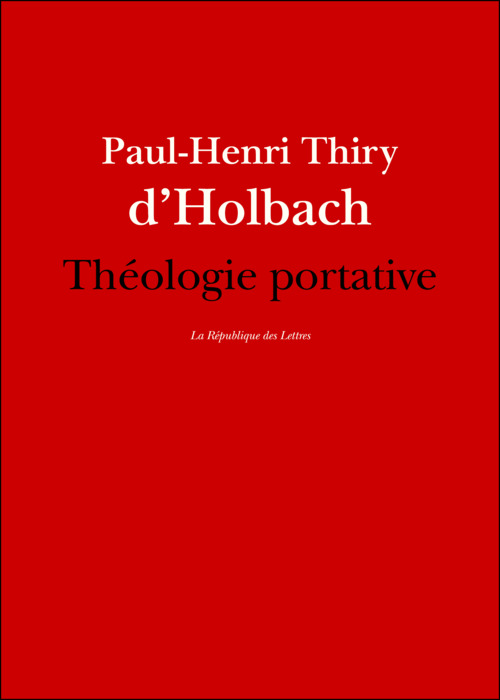 Théologie portative