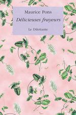 Vente Livre Numérique : Délicieuses frayeurs  - Maurice Pons