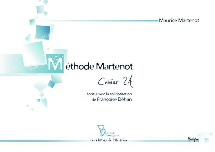 Méthode Martenot ; cahier 2A
