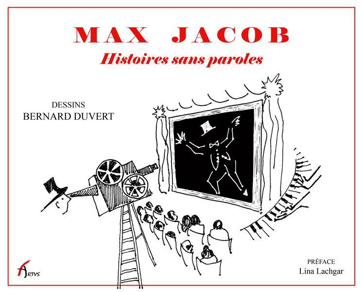 Max Jacob ; histoires sans paroles