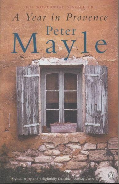 A YEAR IN PROVENCE MAYLE, PETER