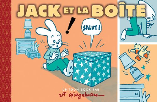 Toon books ; Jack and the box