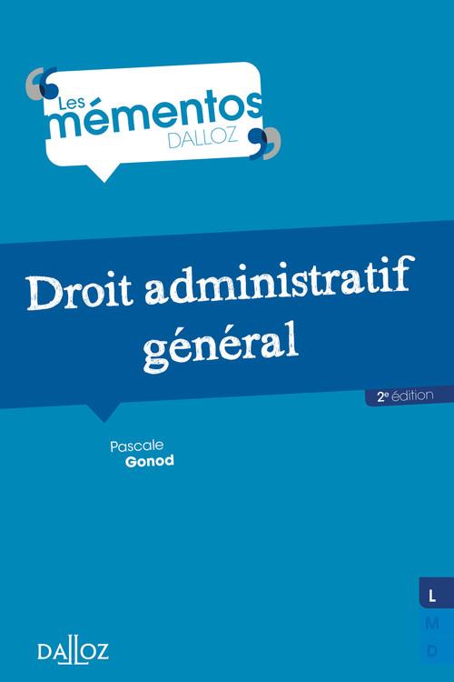 Droit administratif général - 2e ed.